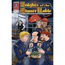 KNIGHTS OF THE DINNER TABLE #255