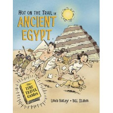HOT ON TRAIL IN ANCIENT EGYPT YR GN