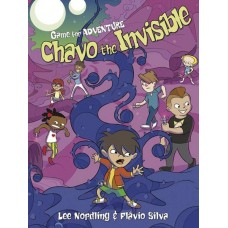 GAME FOR ADVENTURE YR GN VOL 03 CHAVO THE INVISIBLE