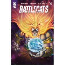 BATTLECATS #4 (OF 5)