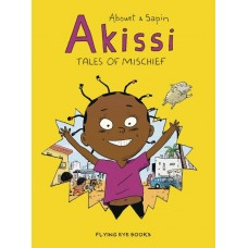 AKISSI TALES OF MISCHIEF GN