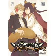 STRANGE & MYSTIFYING STORY GN VOL 03 (MR)