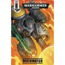WARHAMMER 40000 DEATHWATCH #1 (OF 4) CVR A NAKAYAMA