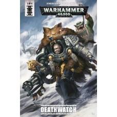 WARHAMMER 40000 DEATHWATCH #1 (OF 4) CVR B SVENDSON