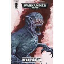 WARHAMMER 40000 DEATHWATCH #1 (OF 4) CVR C MAGILL