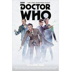 DOCTOR WHO LOST DIMENSION TP VOL 01