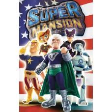 SUPERMANSION #2 (OF 4) CVR B TV SHOW