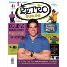 RETROFAN MAGAZINE #1
