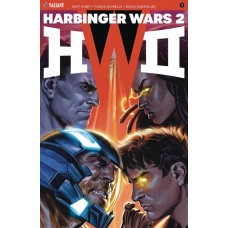 HARBINGER WARS 2 #1 (OF 4) CVR E 50 ICON VARIANT MASSAFERA