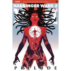 HARBINGER WARS 2 PRELUDE #1 CVR A ALLEN