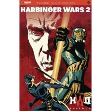 HARBINGER WARS 2 PRELUDE #1 CVR B CHO