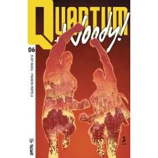 QUANTUM & WOODY (2017) #6 CVR B ULTRA FOIL SHAW