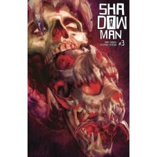 SHADOWMAN (2018) #3 CVR B GUEDES