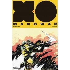 X-O MANOWAR (2017) (NEW ARC) #15 CVR B MAHFOOD