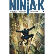 NINJA-K #7 CVR B QUAH