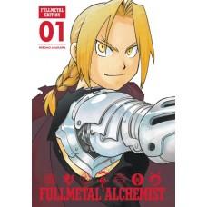 FULLMETAL ALCHEMIST FULLMETAL ED HC VOL 01