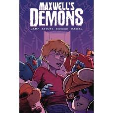 MAXWELLS DEMONS TP VOL 01