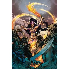 JASMINE CROWN OF KINGS #1 (OF 5) CVR B RIVEIRO