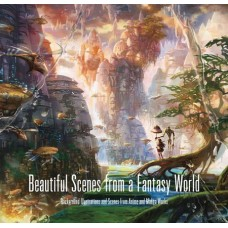 BEAUTIFUL SCENES FROM A FANTASY WORLD SC (MR)