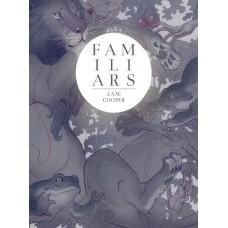 JAW COOPER ART BOOK FAMILIARS (MR)