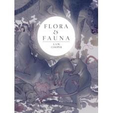 JAW COOPER ART BOOK FLORA & FAUNA (MR)