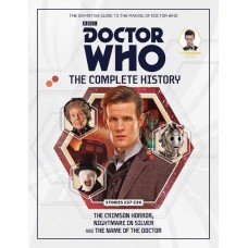 DOCTOR WHO COMP HIST HC VOL 71 11TH DOCTOR STORIES 237-239