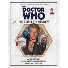 DOCTOR WHO COMP HIST HC VOL 72 12TH DOCTOR STORIES 253-254