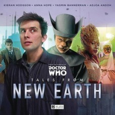 DOCTOR WHO TALES FROM NEW EARTH AUDIO CD