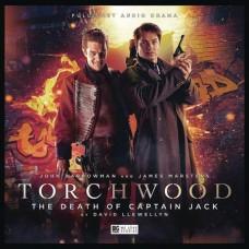 TORCHWOOD THE DEATH OF CAPT JACK AUDIO CD