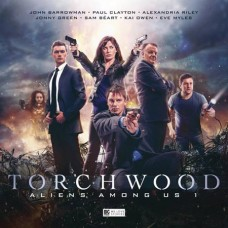 TORCHWOOD ALIENS AMONG US PART 1 AUDIO CD