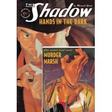 SHADOW DOUBLE NOVEL VOL 130 HANDS IN DARK & MURDER MARSH