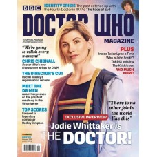 DOCTOR WHO MAGAZINE #526