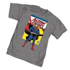 ACTION #1000 SUPERMAN T/S XXL