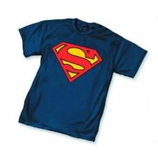 SUPERMAN SYMBOL T/S XXL
