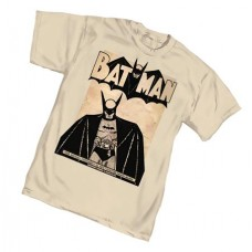 BATMAN DR DEATH T/S XXL