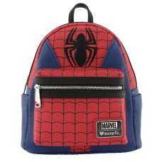 LOUNGEFLY MARVEL SPIDER-MAN SUIT MINI BACKPACK