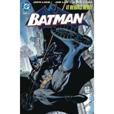 DC COMICS TIN COVER COLLECTION #1 BATMAN #608