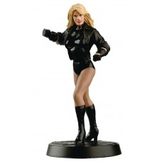 DC SUPERHERO BEST OF FIG COLL MAG #56 BLACK CANARY