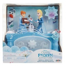 DISNEY FROZEN OLAF FROZEN ADV MUSICAL JEWELRY BOX