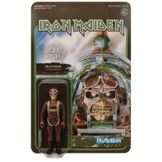 IRON MAIDEN ACES HIGH EDDIE REACTION FIGURE