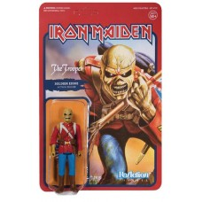 IRON MAIDEN TROOPER EDDIE REACTION FIGURE