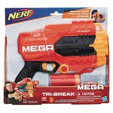 NERF N-STRIKE MEGA TRI-BREAK BLASTER CS