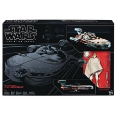 SW BLACK LUKE LANDSPEEDER VEHICLE CS