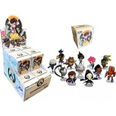 CUTE BUT DEADLY SER 3 OVERWATCH DLX FIG 12PC BMB DS