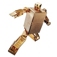 GOLD LIGHTAN GX-32R SOUL OF CHOGOKIN 24 KARAT GOLD VER