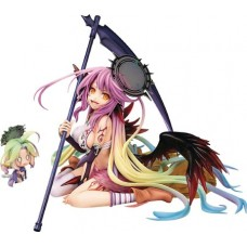 NO GAME NO LIFE ZERO JIBRIL 1/7 PVC FIG GREAT WAR VER