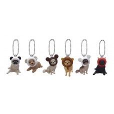 BOW WOW COSPLAY FIG MASCOT CHARM COLL BMB DIS 201801