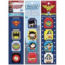 DC COMICS 12 PIECE MAGNET BOOKMARK ASST