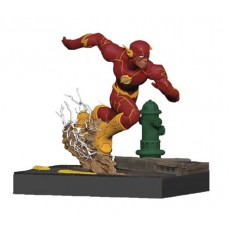 FINDERS KEYPERS DC REBIRTH FLASH MINI VINYL KEYCHAIN FIG