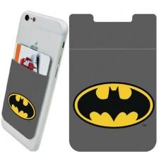 DC BATMAN LOGO PHONE CARD HOLDER
